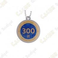 "Traveler ""Milestone"" - 300 Finds"