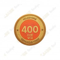 """Parche  """"Milestone"""" - 400 Finds"""