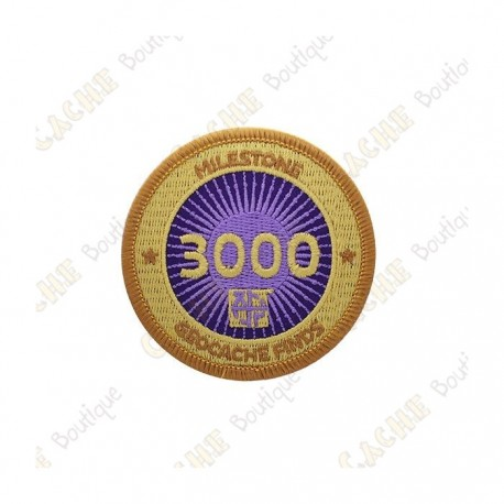 "Patch  ""Milestone"" - 3000 Finds"