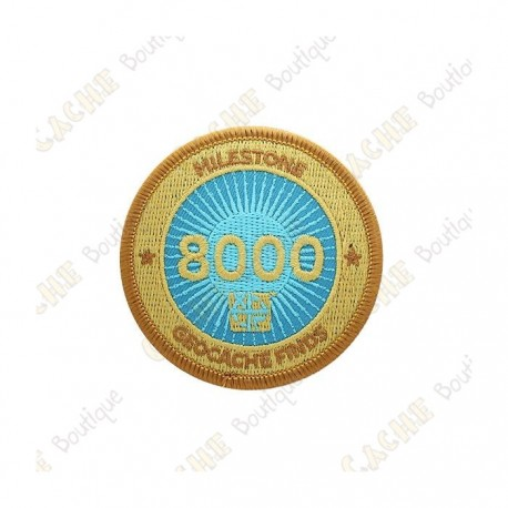 "Patch  ""Milestone"" - 8000 Finds"