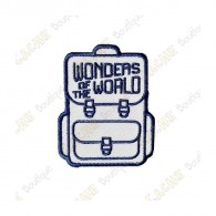"""Wonders of the World"" Patch"