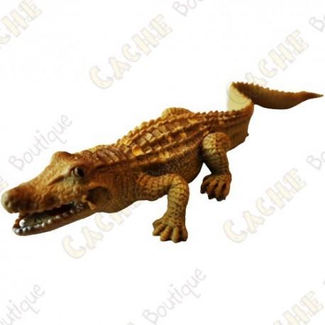 """Cache """"Inseto magnética"""" - Crocodilo"""