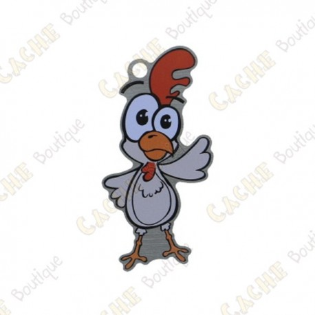 "Traveler ""Charles the Chicken"""