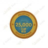 """Parche  """"Milestone"""" - 25 000 Finds"""