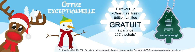 Traveler Cadeau en Edition Limitée OFFERT